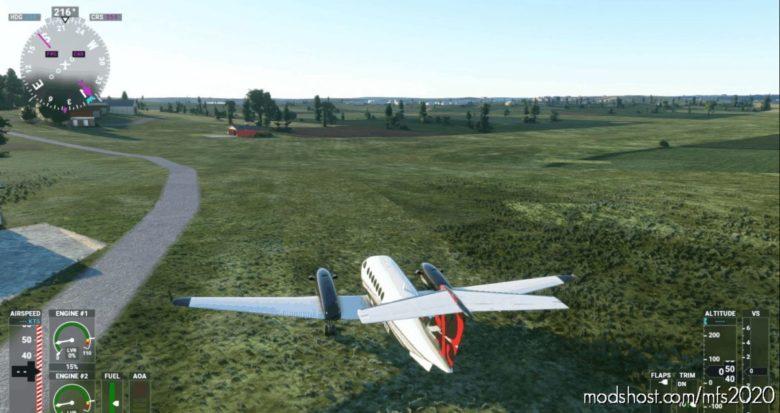 Skå-Edeby Esse for Microsoft Flight Simulator 2020