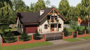 Modern Decorative House for Farming Simulator 19