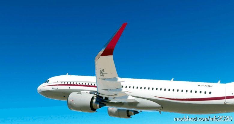 Qatar Amiri [4K] for Microsoft Flight Simulator 2020