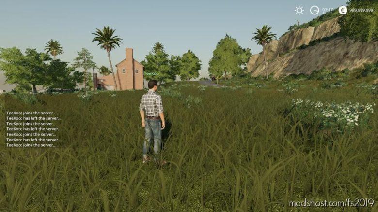 Player Position Saver for Farming Simulator 19