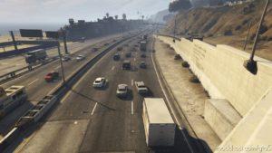LOS Angeles Traffic V1.1 for Grand Theft Auto V