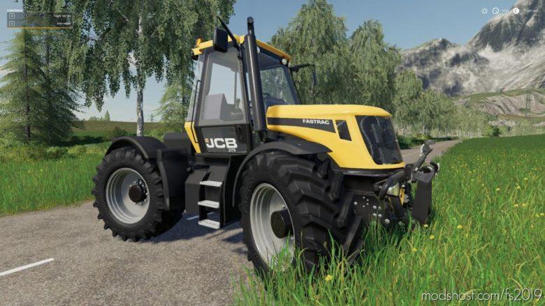 JCB Fastrac 2000 Series for Farming Simulator 19