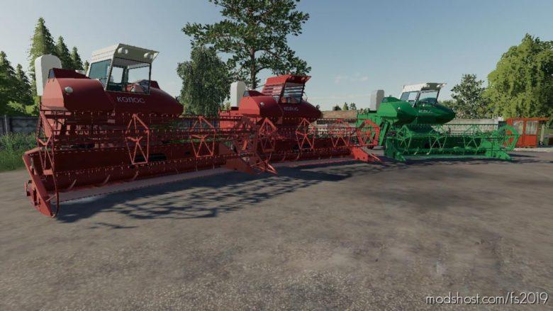 RSM Kolos for Farming Simulator 19