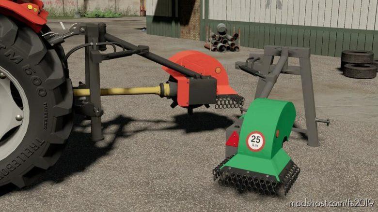 Lizard Karp for Farming Simulator 19