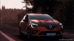 Renault Clio V V1R60 [1.40] for Euro Truck Simulator 2