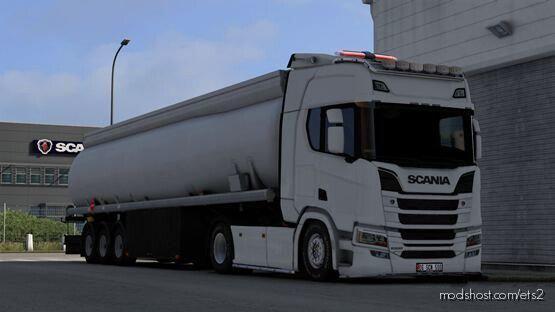 Scania R 500 Harfiyat [1.39.X] for Euro Truck Simulator 2