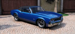 Declasse Sabre Cabriolet V1.1 for Grand Theft Auto V