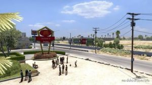 Real Companies, Shops & Billboards V2.2.1 for American Truck Simulator