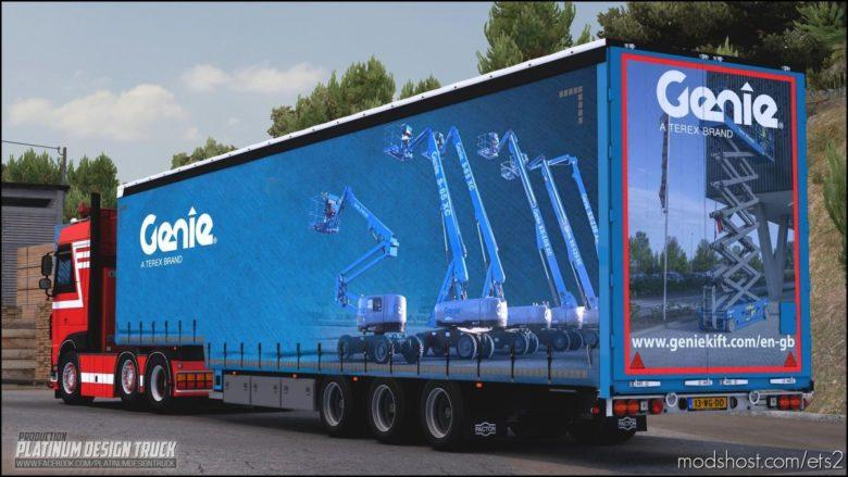 DAF XF 106 530 Ramon Kuiper [1.39] for Euro Truck Simulator 2