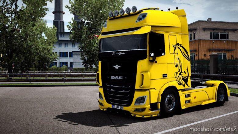 DAF XF Euro 6 [1.39] for Euro Truck Simulator 2