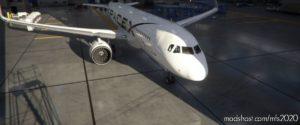 A320Neo   Spacex Livery V2.0 for Microsoft Flight Simulator 2020
