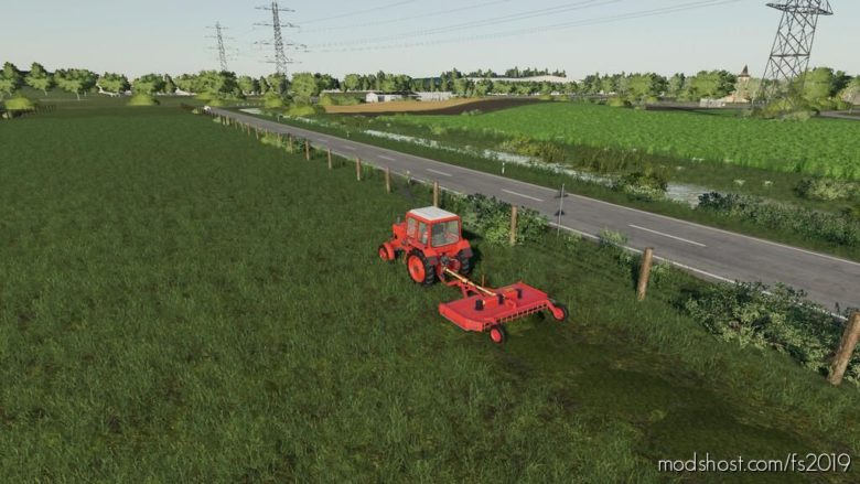 RZ 3M for Farming Simulator 19