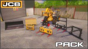 JCB Pack Myers Agri Spec Blaack Edition for Farming Simulator 19
