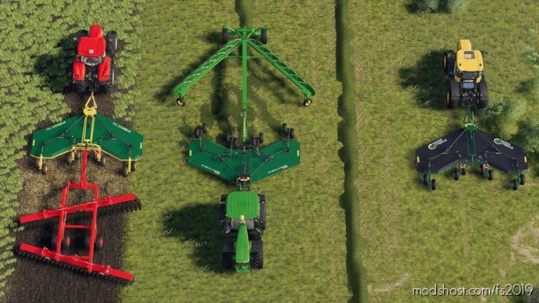 Spearhead Stubble Master 730 for Farming Simulator 19