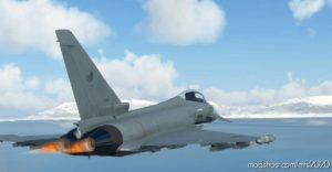 Eurofighter Typhoon Czech AIR Forces 9334 (Bredok3D) for Microsoft Flight Simulator 2020