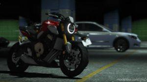 2021 Honda CB650R for Grand Theft Auto V