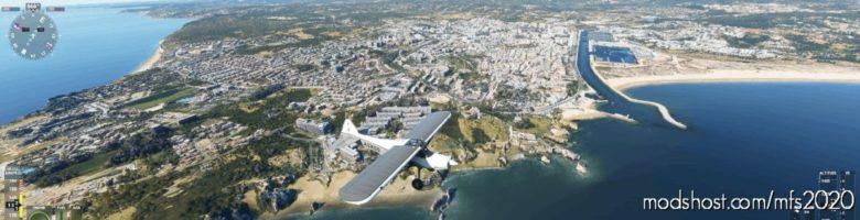Lagos City Portugal for Microsoft Flight Simulator 2020