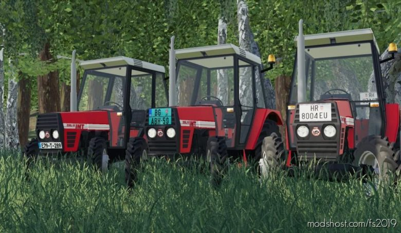 IMT 550.11 for Farming Simulator 19