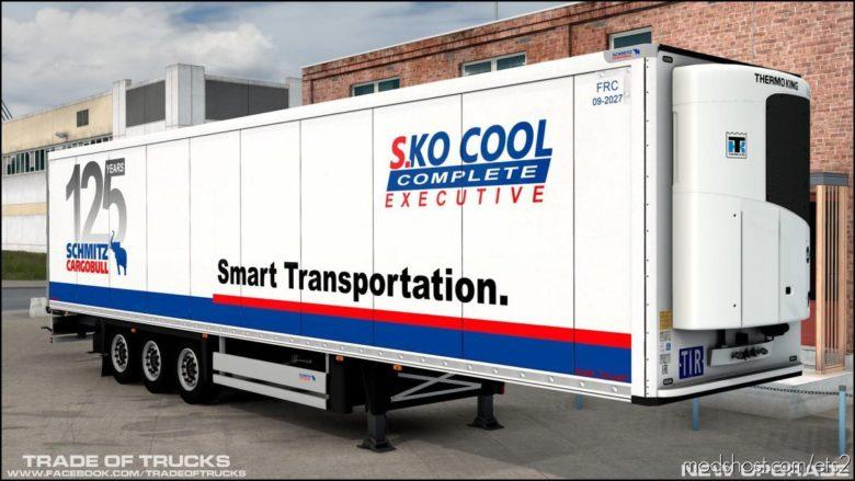 Schmitz Cargobull [1.39 – 1.40] Beta for Euro Truck Simulator 2