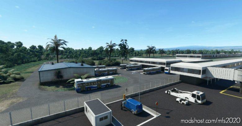 Phto – Hilo International Airport, Hawaii, USA for Microsoft Flight Simulator 2020