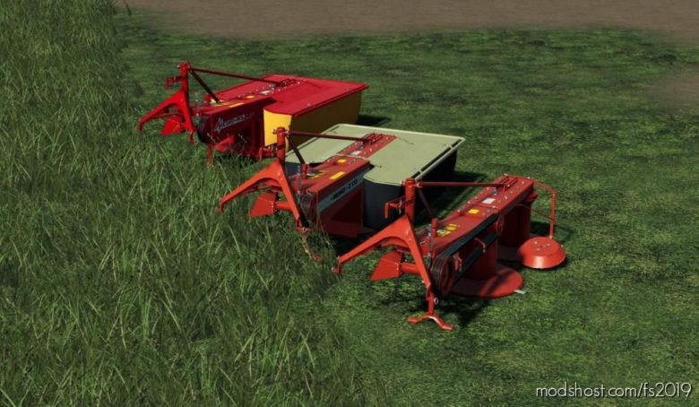 Mesko-Rol Z-133 for Farming Simulator 19