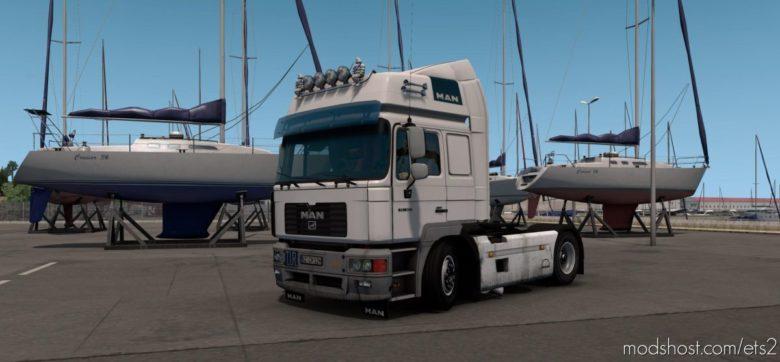 MAN F2000 Commander [1.40.0.83] for Euro Truck Simulator 2