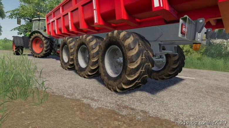Mitas Agriterra (Prefab) for Farming Simulator 19