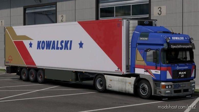 MAN F2000 Commander V6.0 [1.40] for Euro Truck Simulator 2