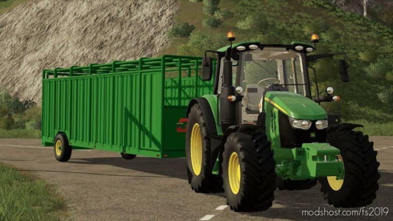 Reloute Serraria DO Outeiro for Farming Simulator 19