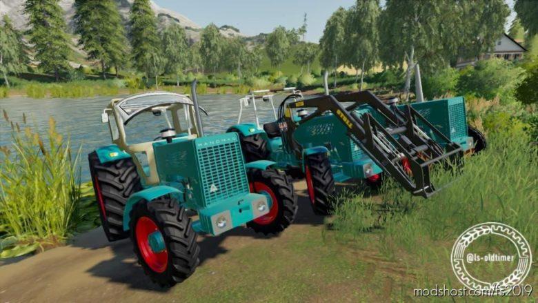 Hanomag Robust901 V1.0.1 for Farming Simulator 19