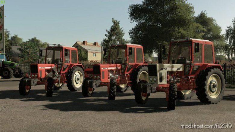 MTZ 82 Pack for Farming Simulator 19