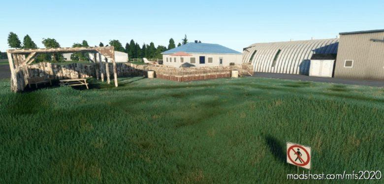 CSG5 – St-Jean-Chrysostome Beta for Microsoft Flight Simulator 2020