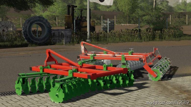 Unia CUT L for Farming Simulator 19