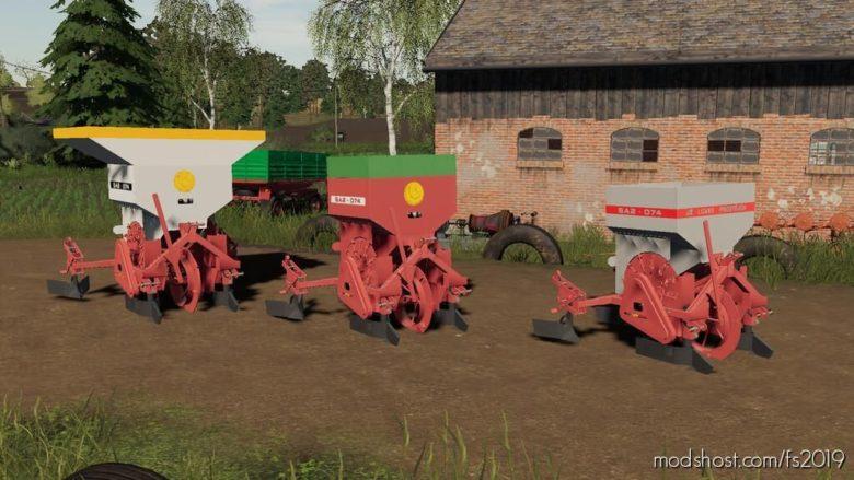 Lizard SA2-074 for Farming Simulator 19