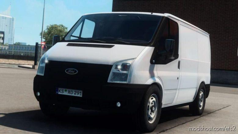 Ford Transit MK7 R60 [1.40] for Euro Truck Simulator 2