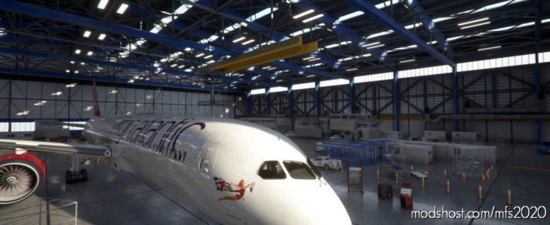 Virgin Atlantic 787 4K V1.1 for Microsoft Flight Simulator 2020