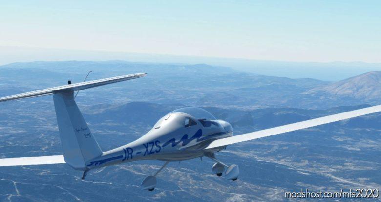 [WIP] Diamond Hk36Tc Super Dimona V0.2 for Microsoft Flight Simulator 2020