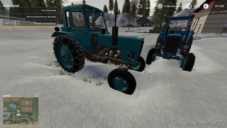 MTZ Pack Alteration V0.1 for Farming Simulator 19