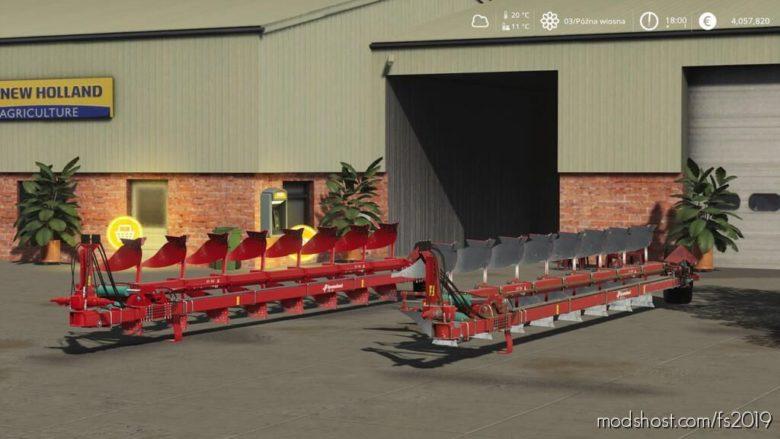 Kverneland PB 100 V1.1 for Farming Simulator 19