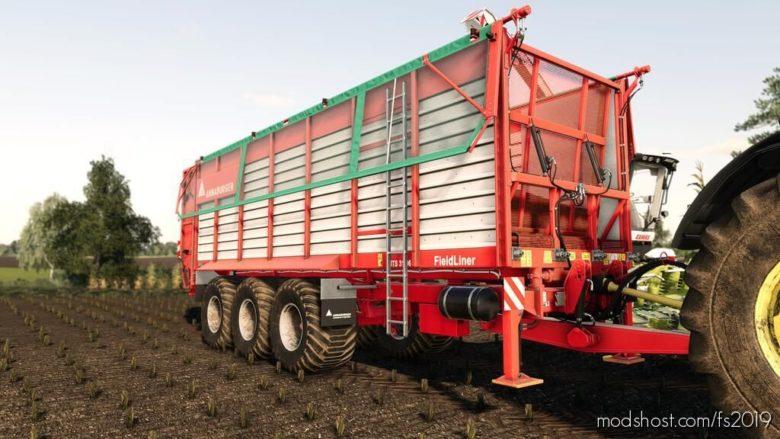 Annaburger HTS 31.06 for Farming Simulator 19