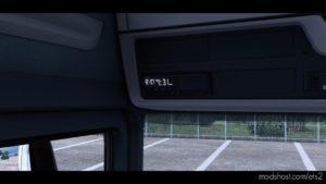 Animated Tachograph VDO [1.40] for Euro Truck Simulator 2
