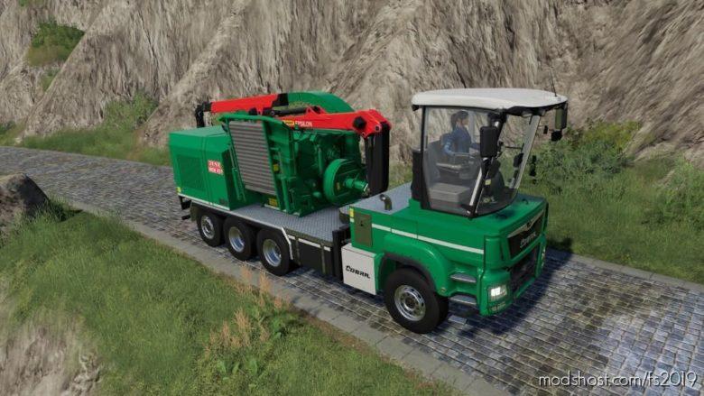 Jenz HEM 821 Chiper Truck for Farming Simulator 19