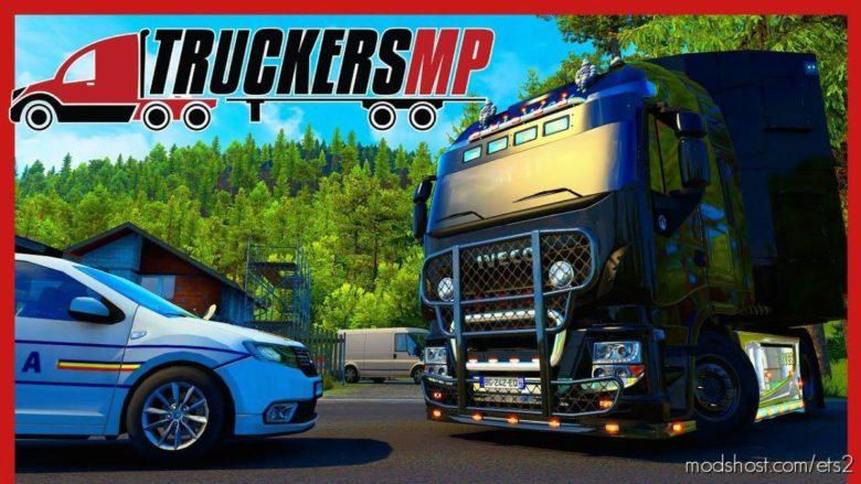 Iveco Hi-Way V8 Custom Tuning MP [1.39] for Euro Truck Simulator 2