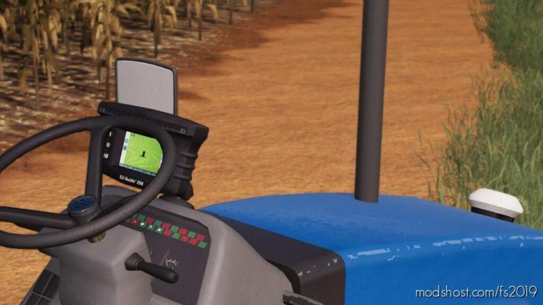 GPS Trimble EZ Guide-250 (Prefab) for Farming Simulator 19