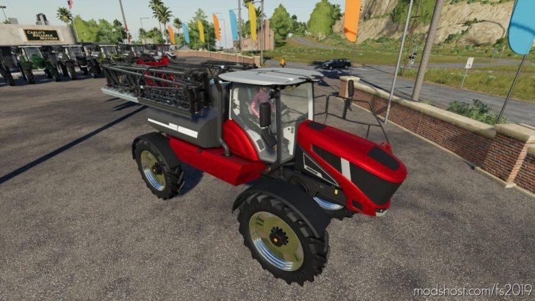 Horsch Leeb PT350 Sprayer With Section Control V2.1 for Farming Simulator 19