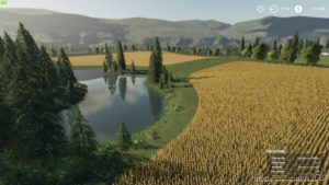 Four Lakes Farm By Stevie for Farming Simulator 19