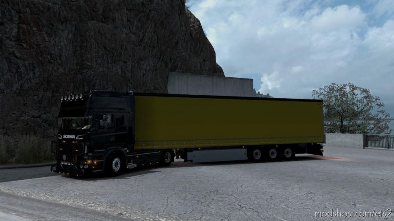 Scania Custom [1.39 – 1.40] for Euro Truck Simulator 2