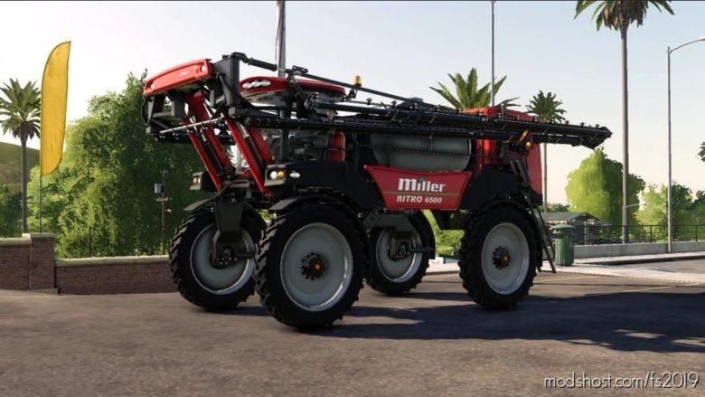 Miller 6500 for Farming Simulator 19