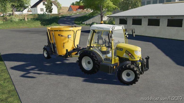 Mammut PM 4.0 A for Farming Simulator 19