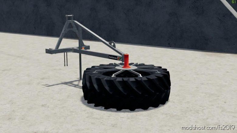 Holaras Octo 1500 for Farming Simulator 19